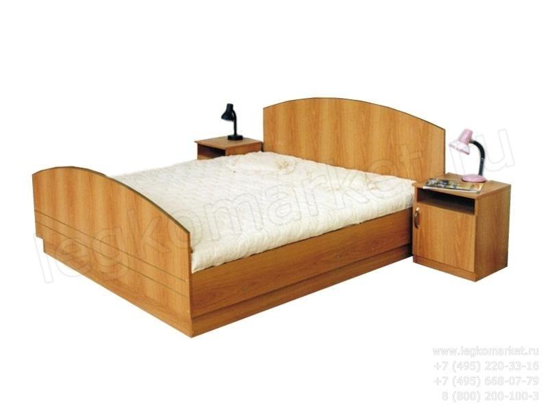 двуспальная кровать купить москва недорого с матрасом