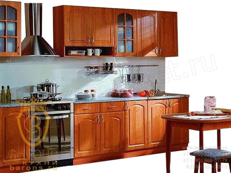 Кухонный гарнитур Антика-1 модель 17. готовые кухни недорого