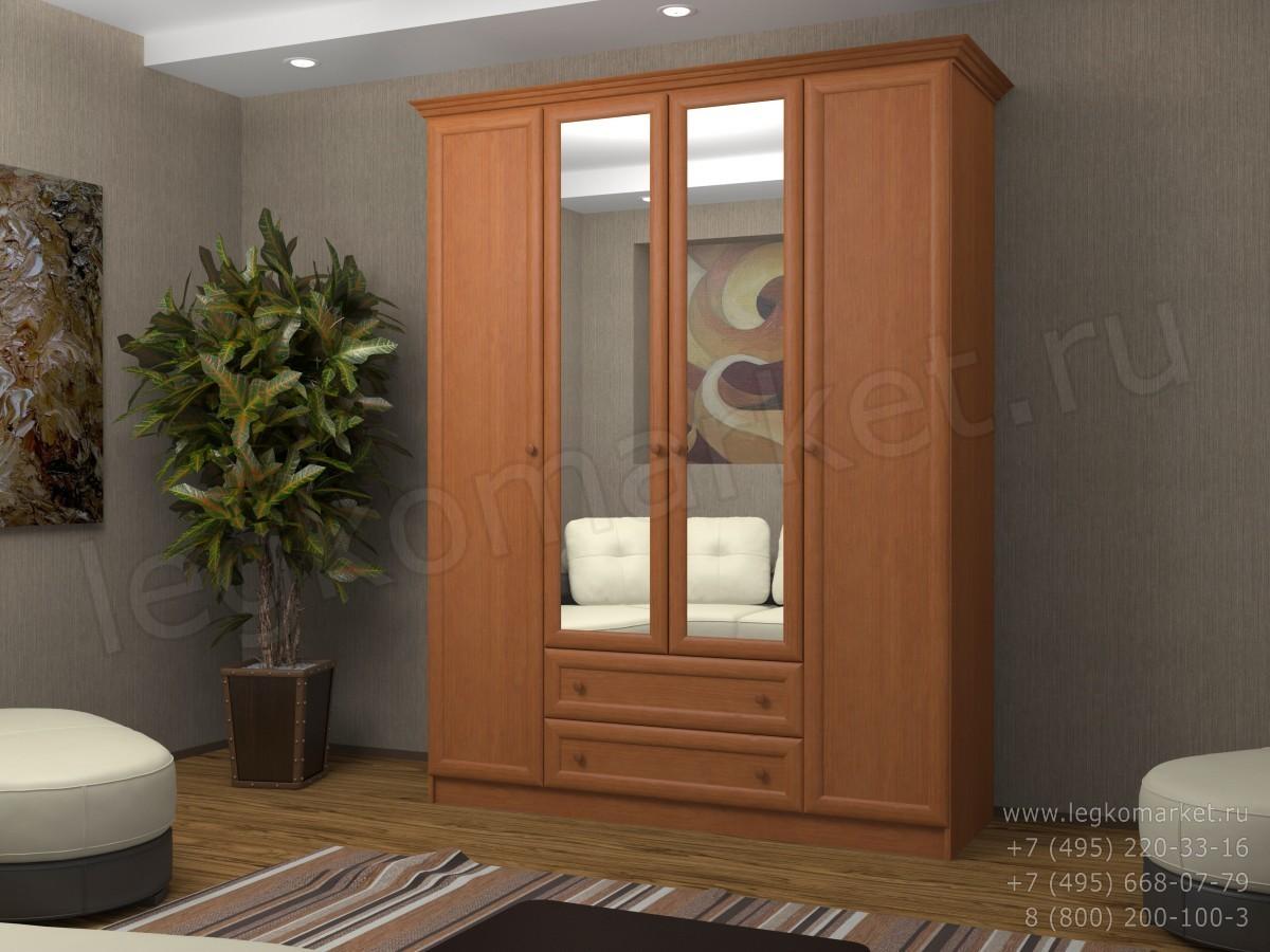 Распашной шкаф диона - купить по цене 12248 руб в москве фот.