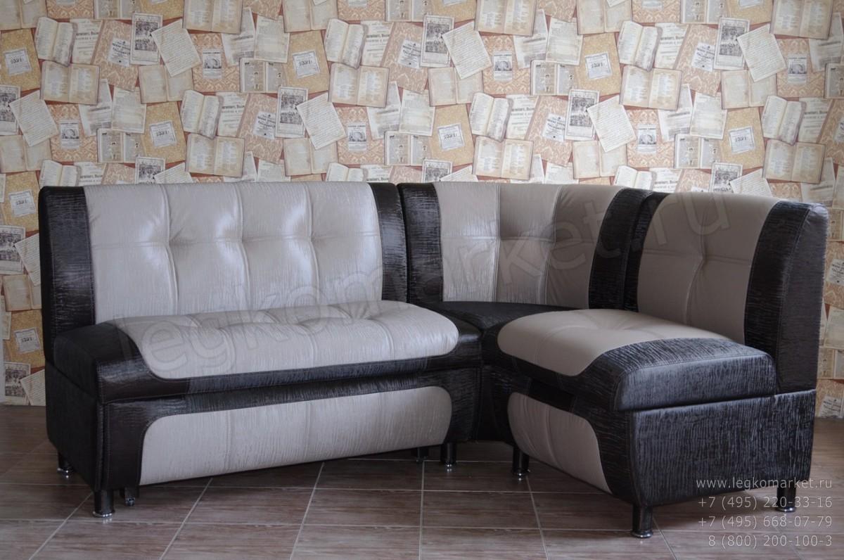Кухонный угловой диван Сенатор купить в Интернет-магазине Легкомаркет