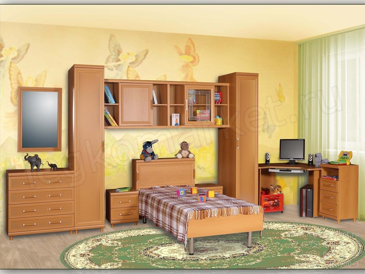 Описание: Подростковая мебель для девочки или мальчика. Автор: Захар. Шкаф может иметь лаконичные черты книжного